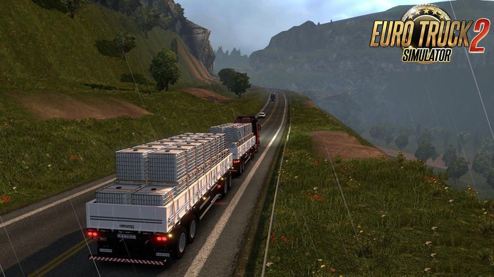 EAA Truck Map v5.1 [1.35.1.31s]
