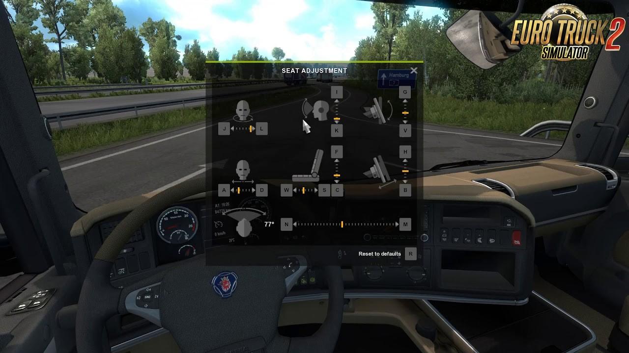 Seat Adjustments (No Limit) v1.0 (1.35.x)