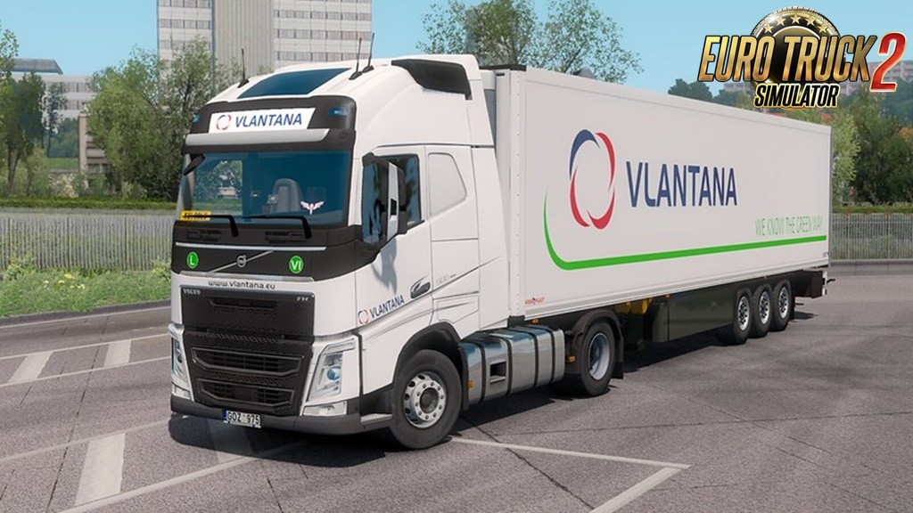 Vlantana Skin for Ets2