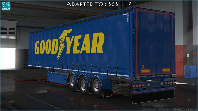 Goodyear DLC Trailer Tires v1.1 (1.35.x)
