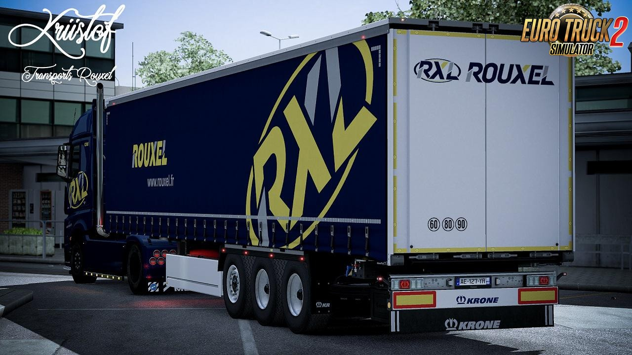 Kriistof Combo Rouxel v1.0 for Ets2