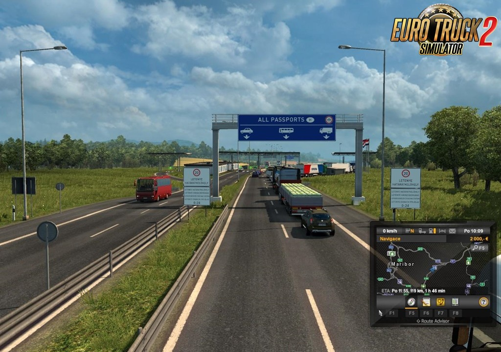 Border improvements Pack for ProMods 2.41