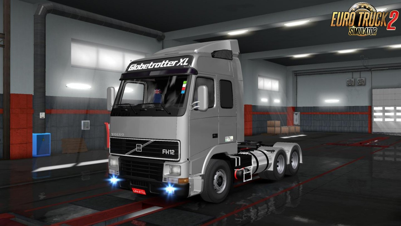 Volvo FH12 for Ets2