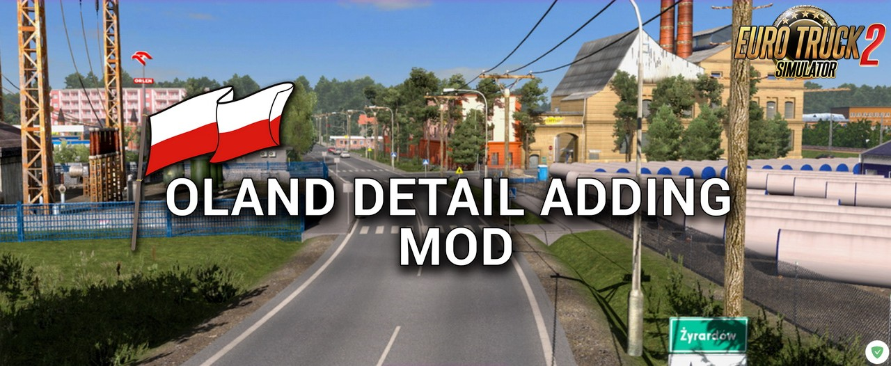 Poland Detail Adding Mod v1.0 by PDA Team (1.35.x) (FIX1)