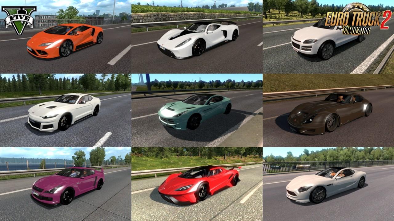 GTA V AI Traffic Pack v1.0 (1.35.x)