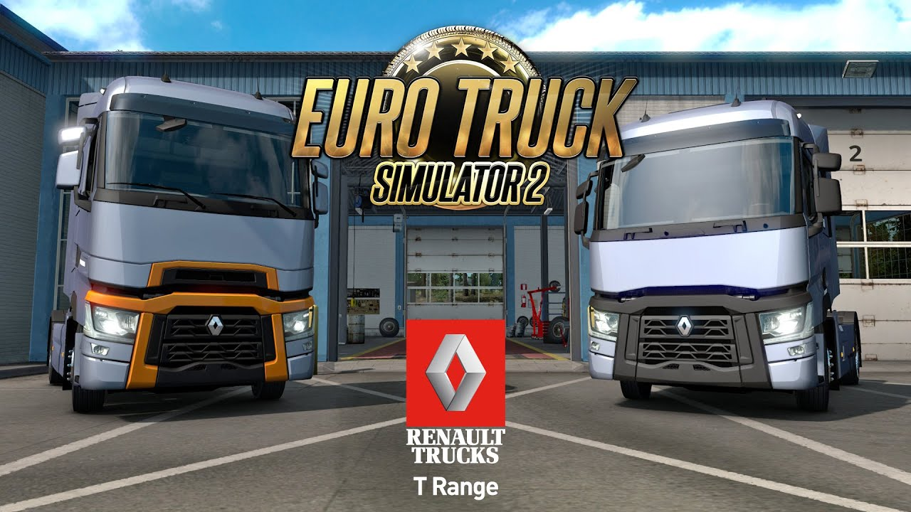 Renault Trucks T Range by SCS Software