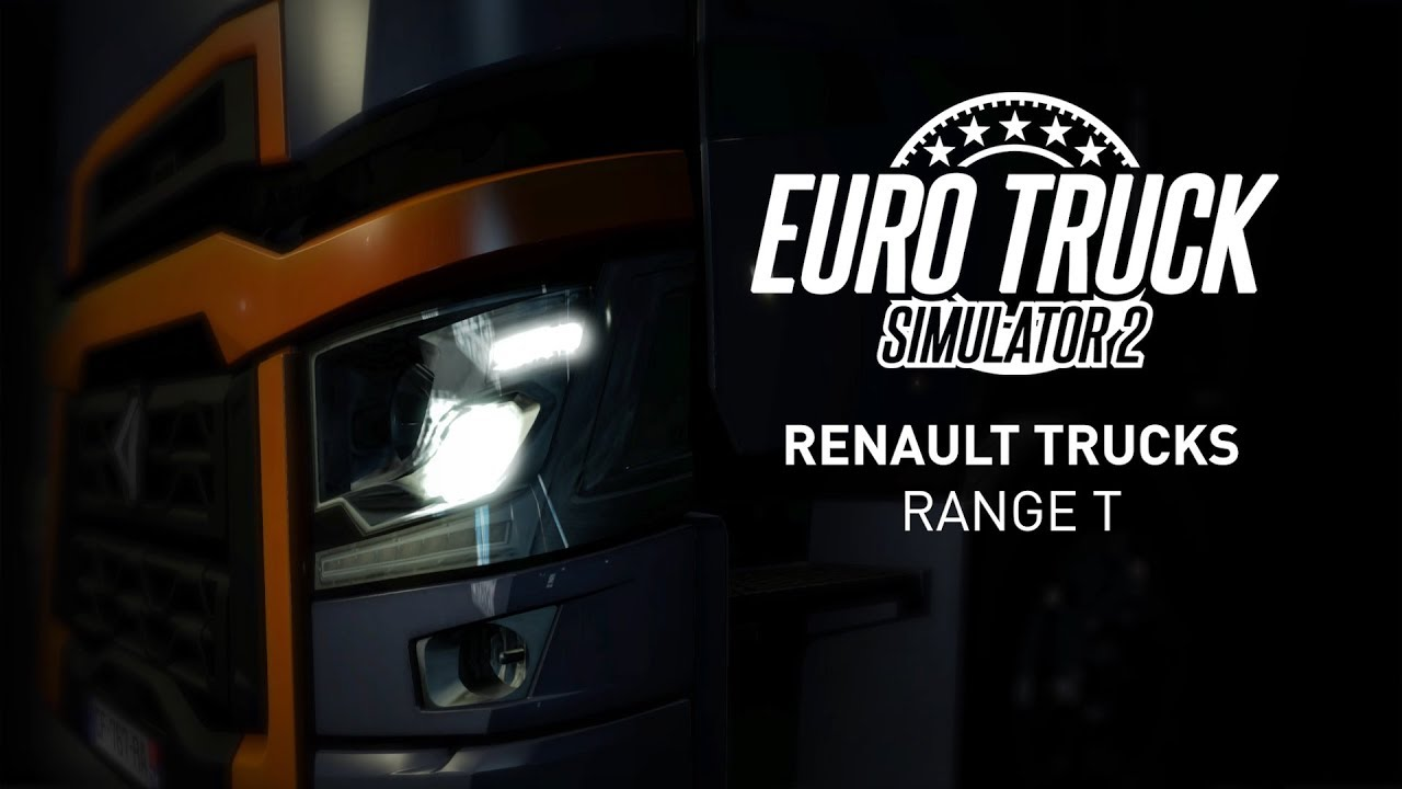 Renault T Range by SCS Software - Euro Truck Simulator 2