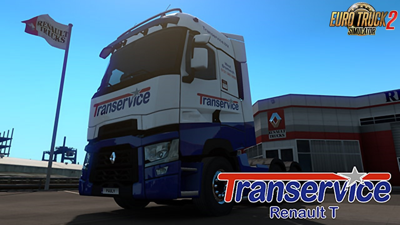 Transervice Skin for Renault T