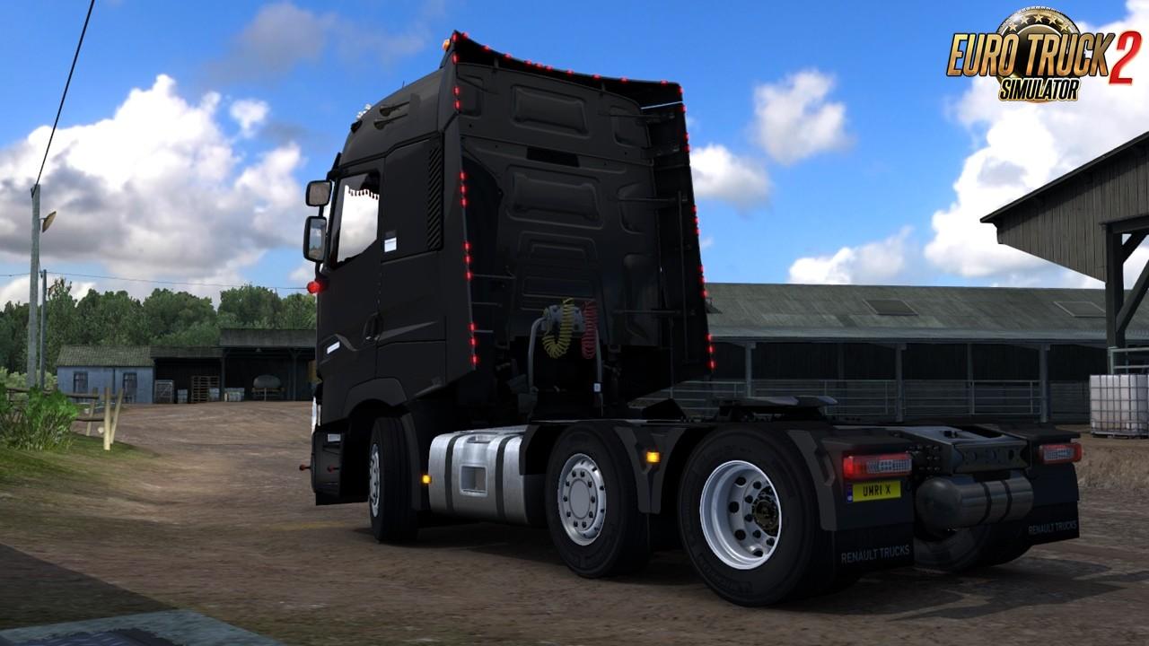 Renault Range T Addons v1.0
