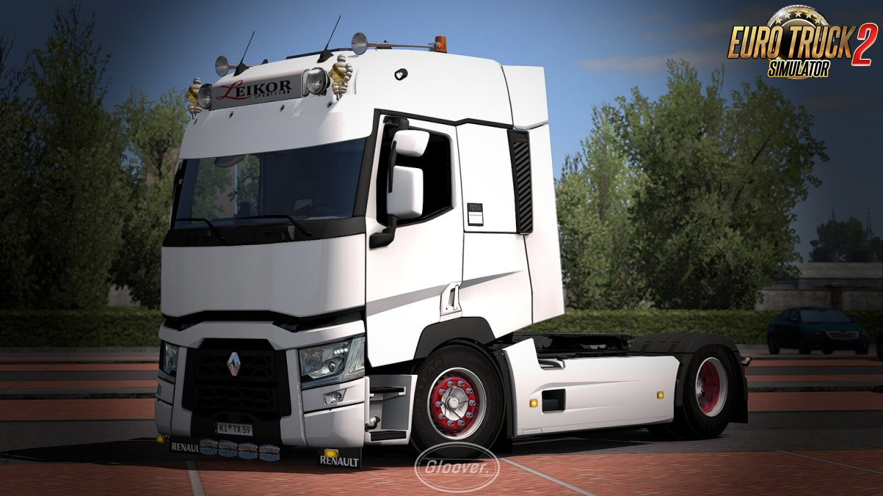 Renault T Light Improvements/Lowered Chassis v.1.0