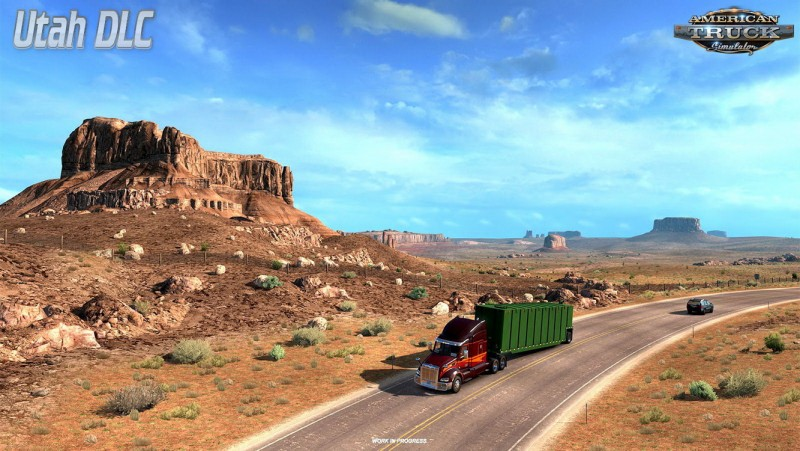 Utah DLC - Scenic Viewpoints from ATS
