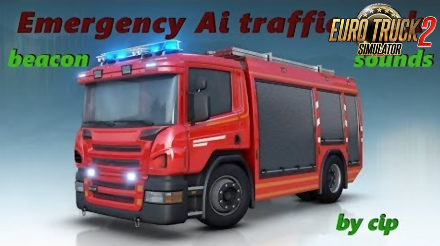 Real Emergency Traffic pack v1.0 by Cipinho