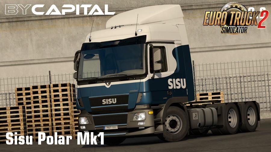 Sisu Polar Mk1 v4.0.2 - ByCapital [1.35.x]