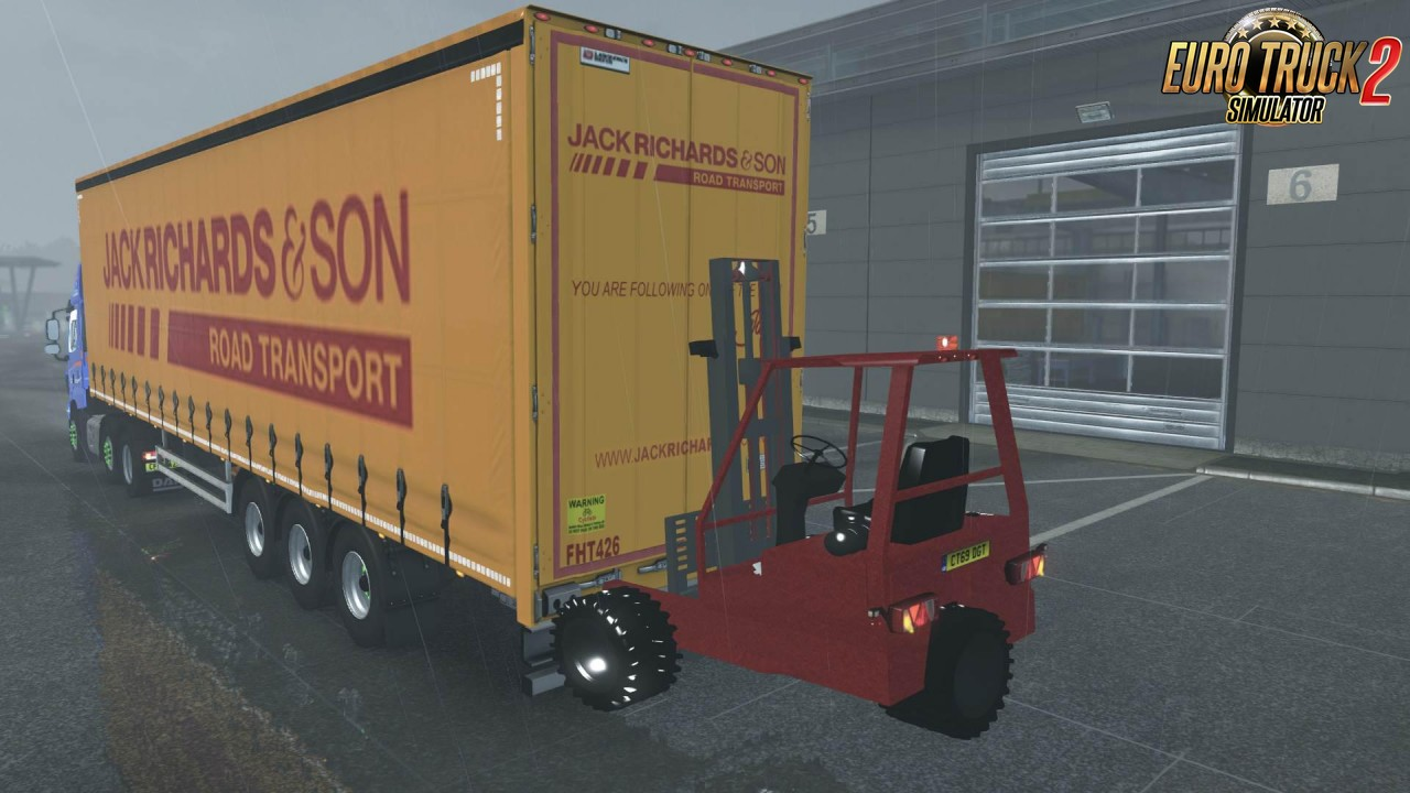 FLT Addon for Owned Trailers v1.0 for Ets2