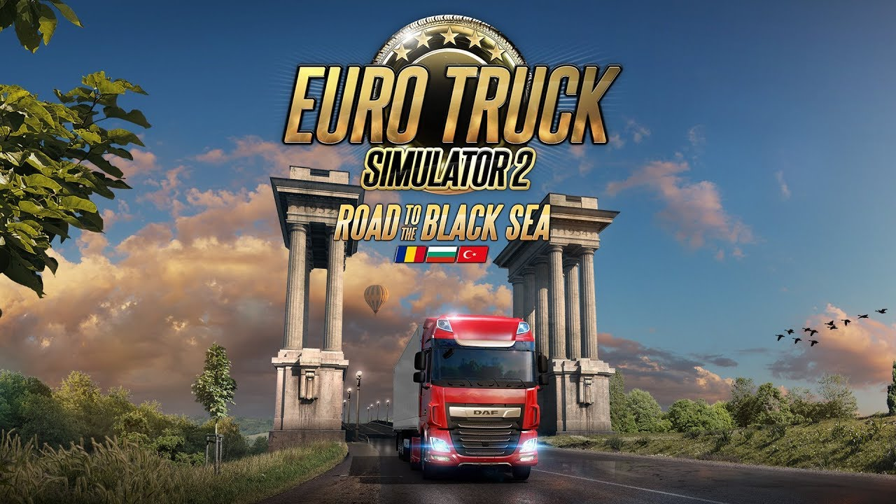 Road to the Black Sea DLC Released