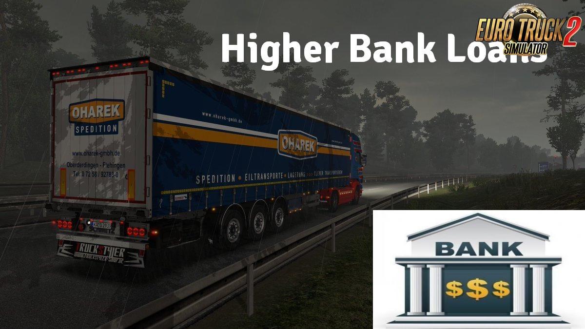 Higher Bank Loans [1.36.x]
