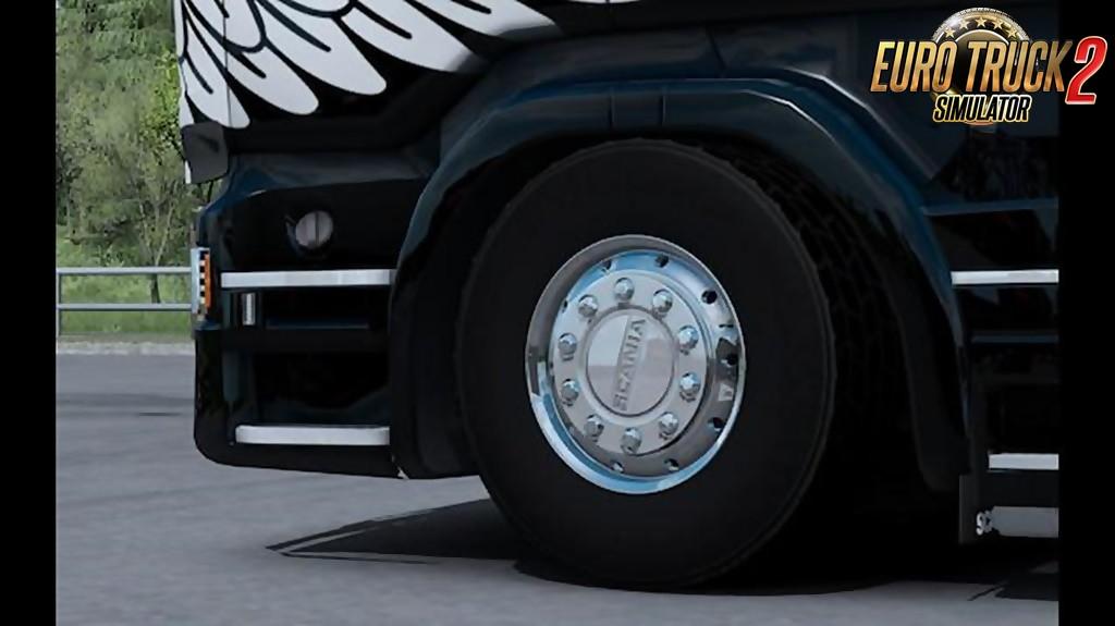 50Keda Tires Reworked [1.36.x]