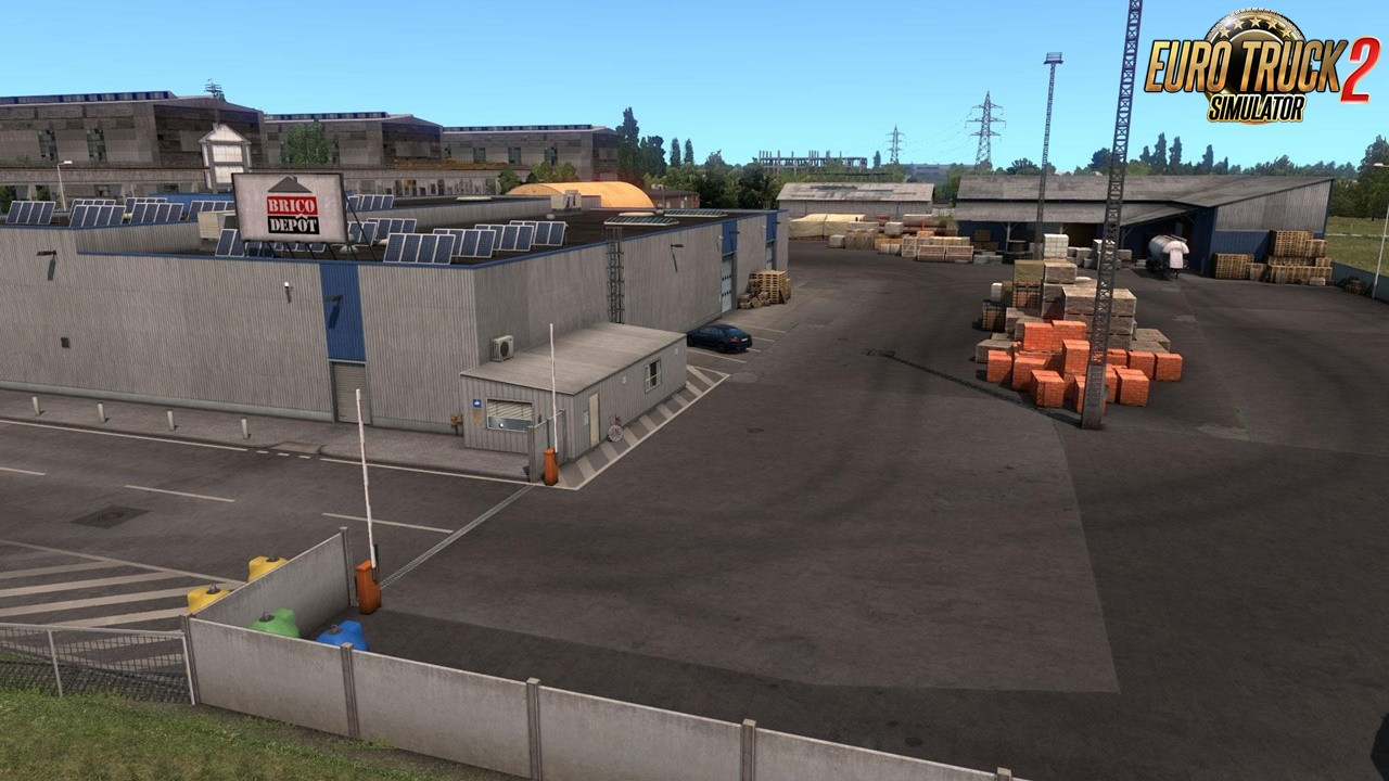 New Company in Romania v1.0 for Ets2