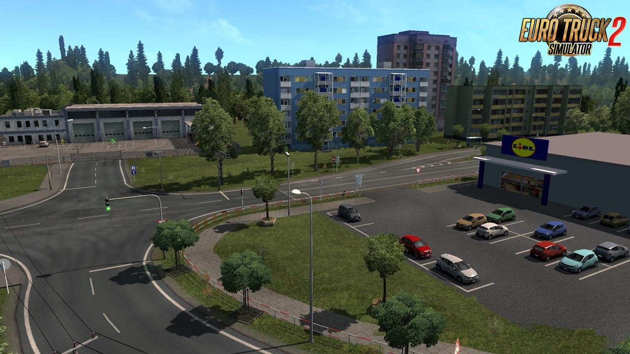 New Slovakia Map v22 by KimiSlimi (ProMods 2.43 Compatibile) [1.36.x]