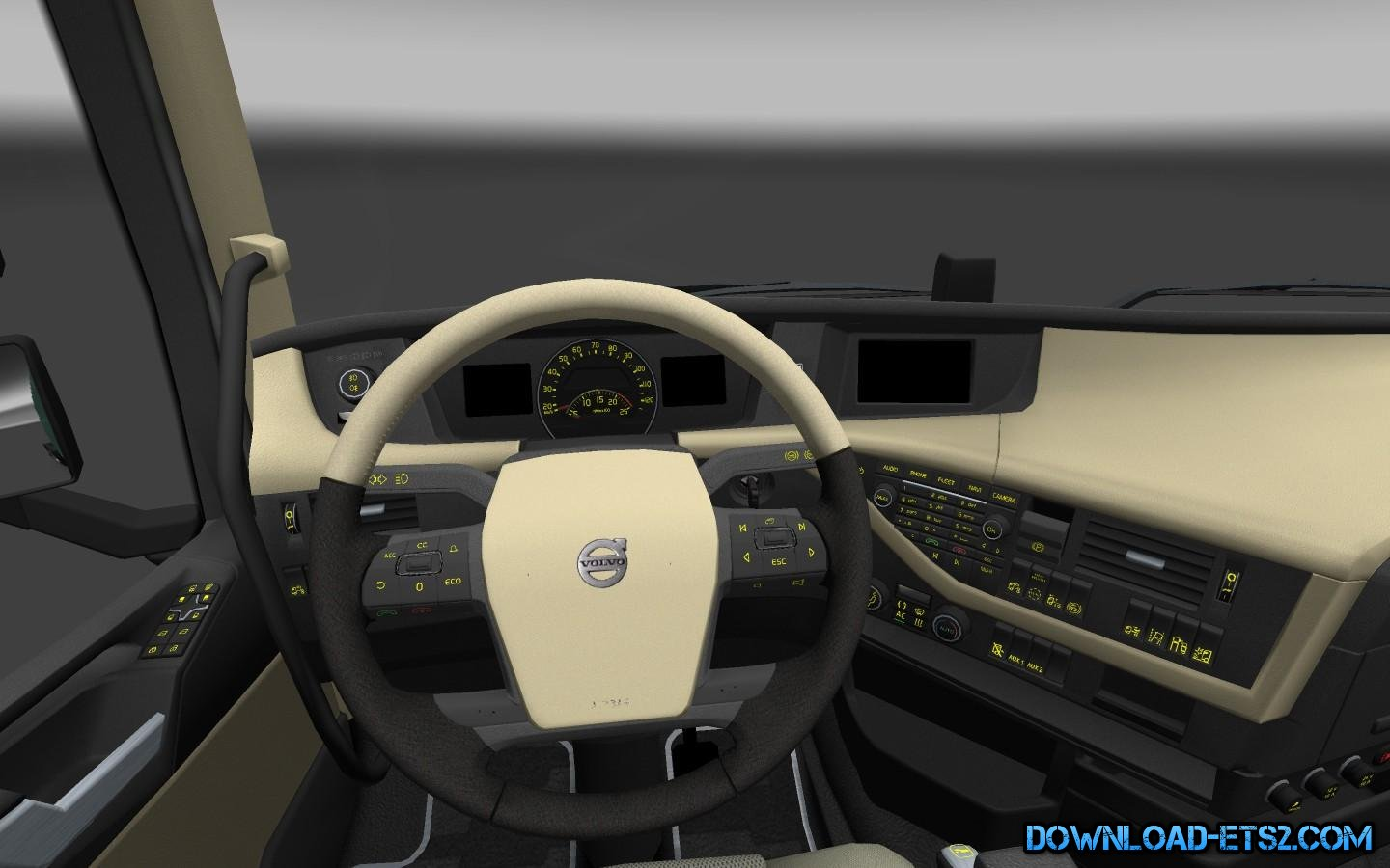 VOLVO FH16 DASHBOARD LIGHTING by lordofking1100