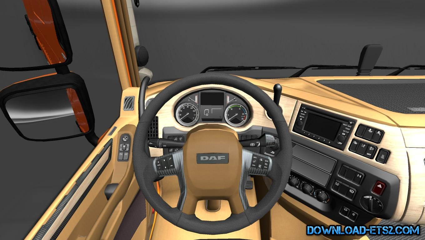 INTERIOR DAF XF 6[v1.17.x] by  DeathOrange