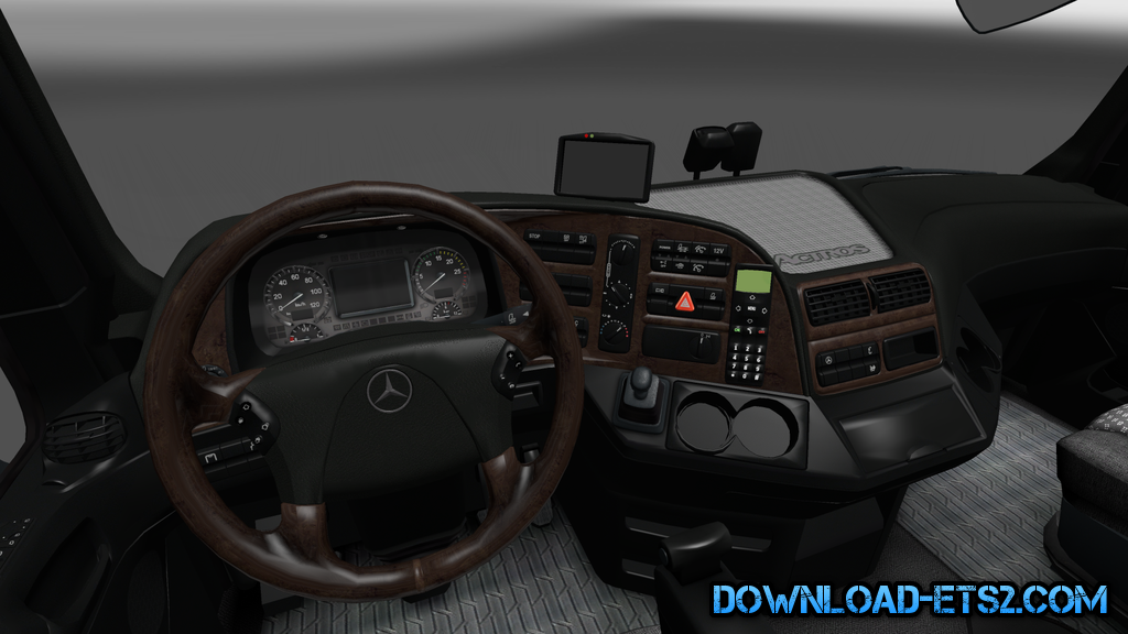 [TTMODS] Mercedes Interior Rework