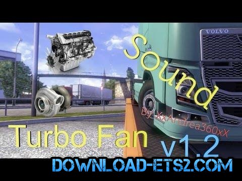 Mod Sound Turbo Fan v1.2[1.18]