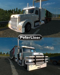 PeterLiner Car for AI Traffic by alkonav96