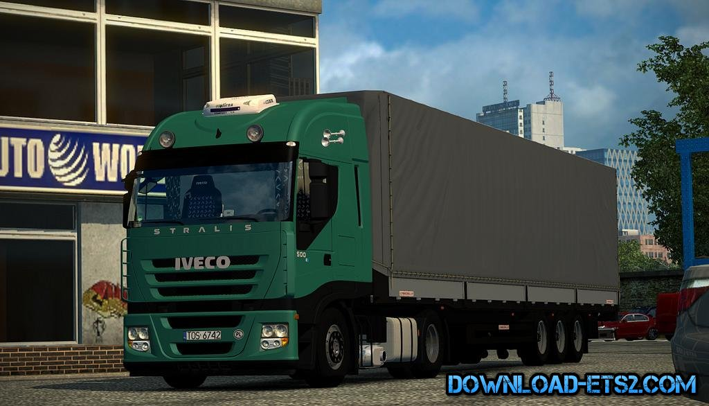 IVECO STRALIS AS2 & SCHWARZMULLER
