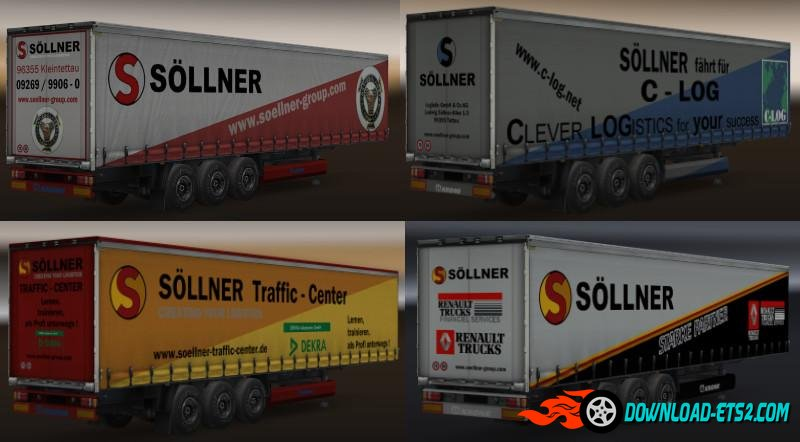 Söllner Logistic Pack by  Monster™