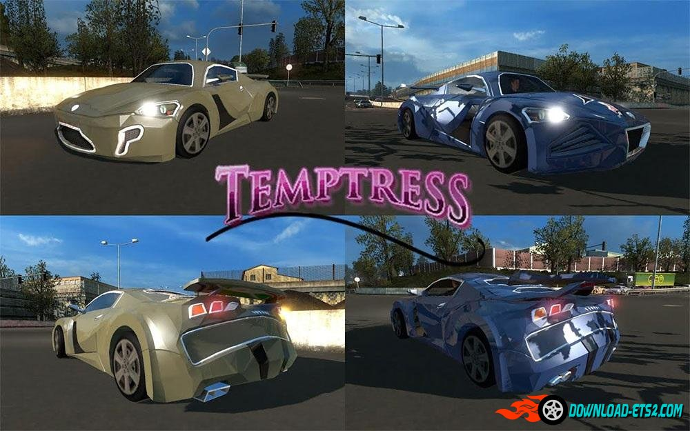 SAINTS ROW 3 TRAFFIC PACK v3