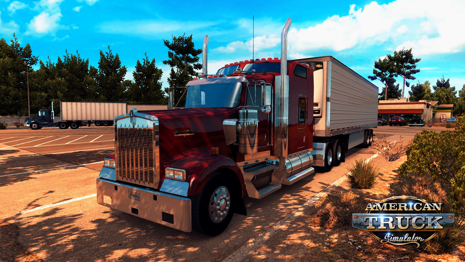 New Screenshots from American Truck Simulator