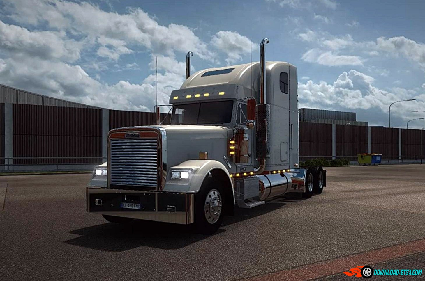 Freightliner Classic XL Reworked v1.6