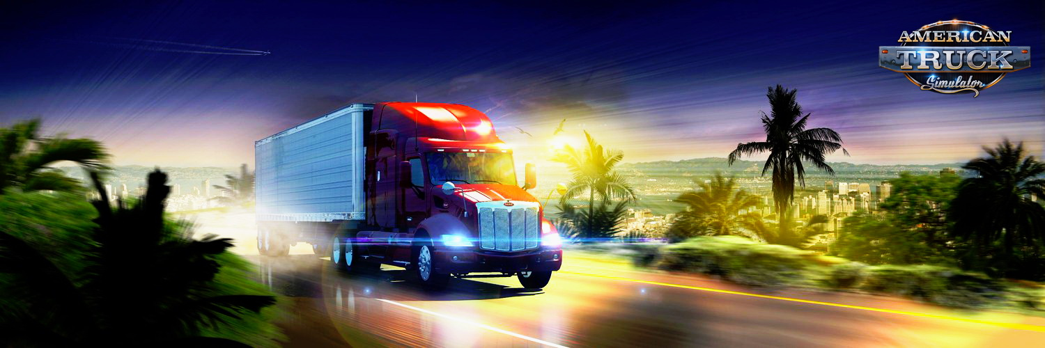 American Truck Simulator Releasing Today