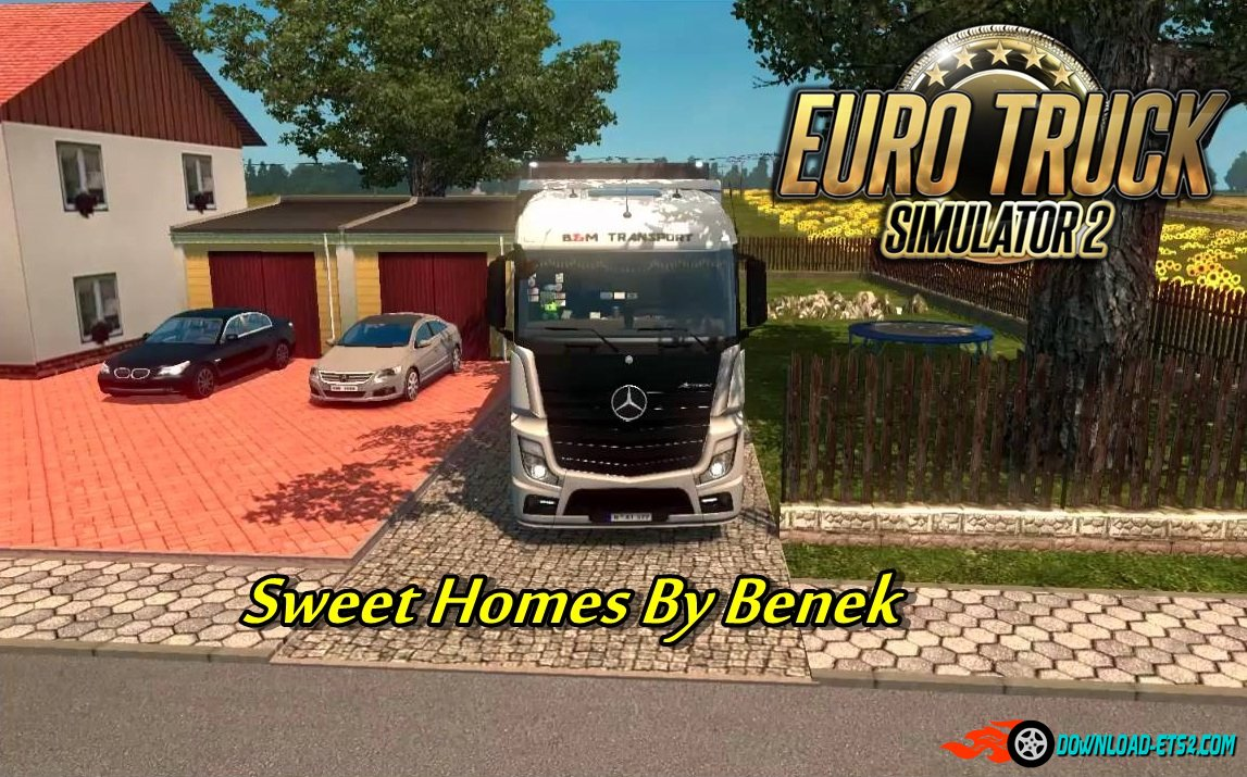 Sweet Homes By Benek