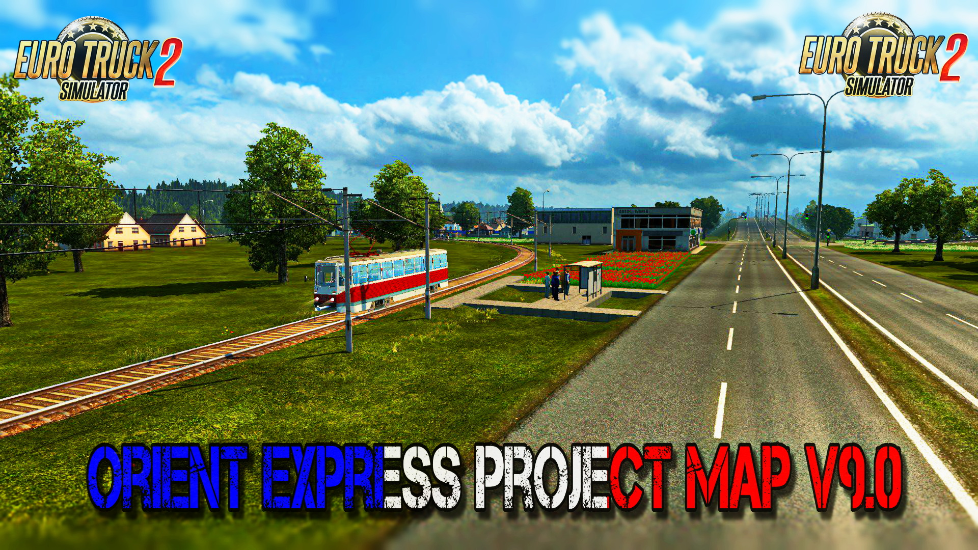 Orient Express Project Map v9.0