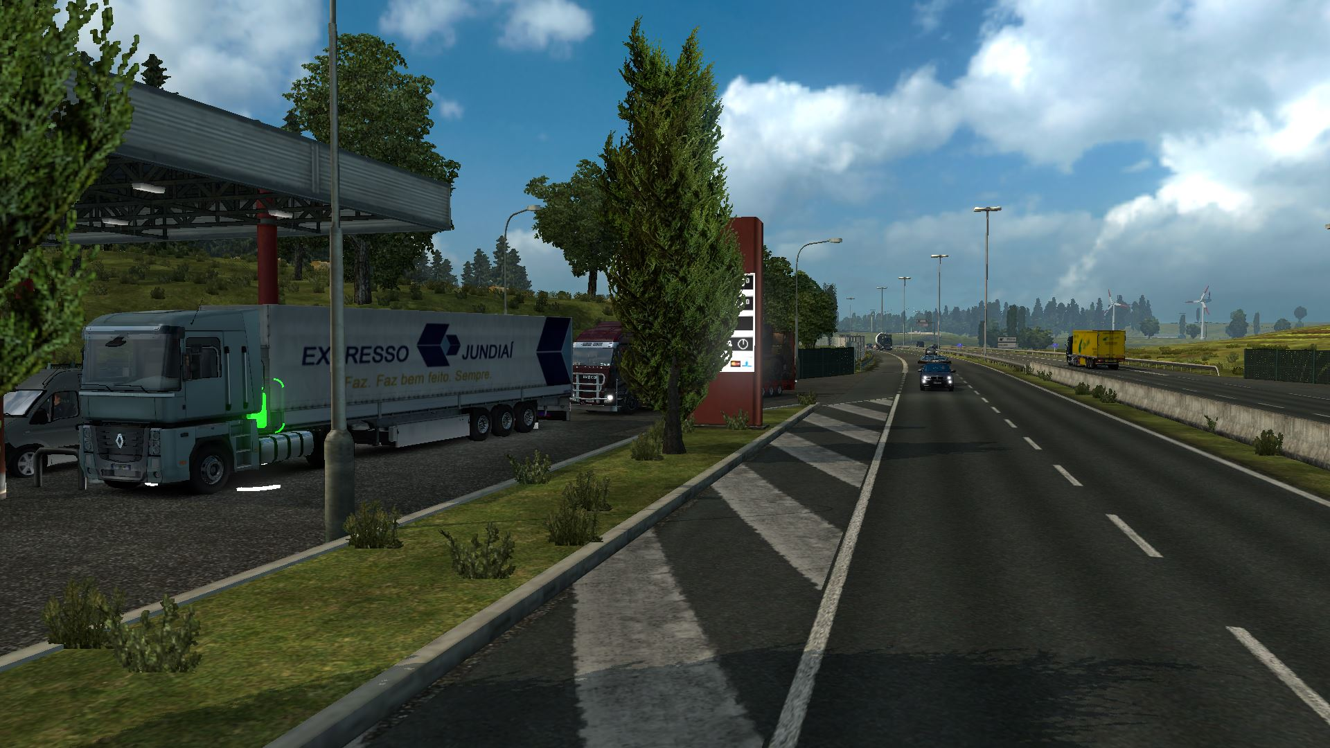 MHAPro EU Map v1.38 by MsHeavyAlex (1.38.x) for ETS2