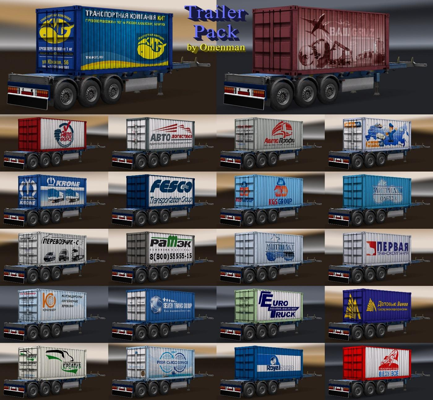Ad » Page 330 » ETS2 mods, SCS mods, Euro Truck Simulator 2