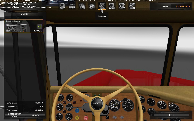 Scot A2HD + Interior v1.0.6 (1.36.x)