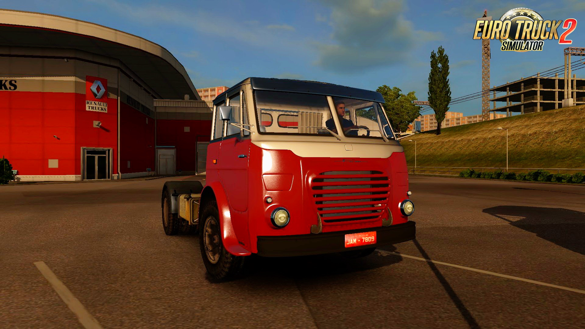 iveco 190 38 special metz bourges route euro truck simulator 2 download ets 2. Black Bedroom Furniture Sets. Home Design Ideas