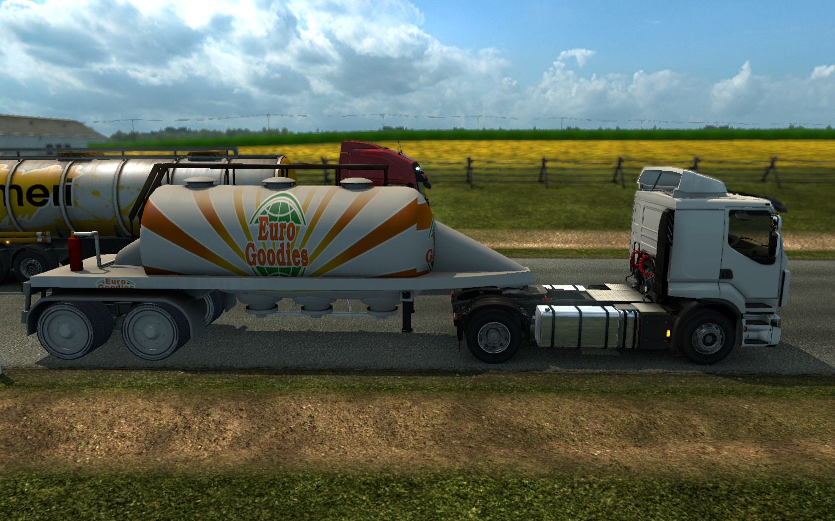 Trailers Pack  v 0.4 by alkonavt96