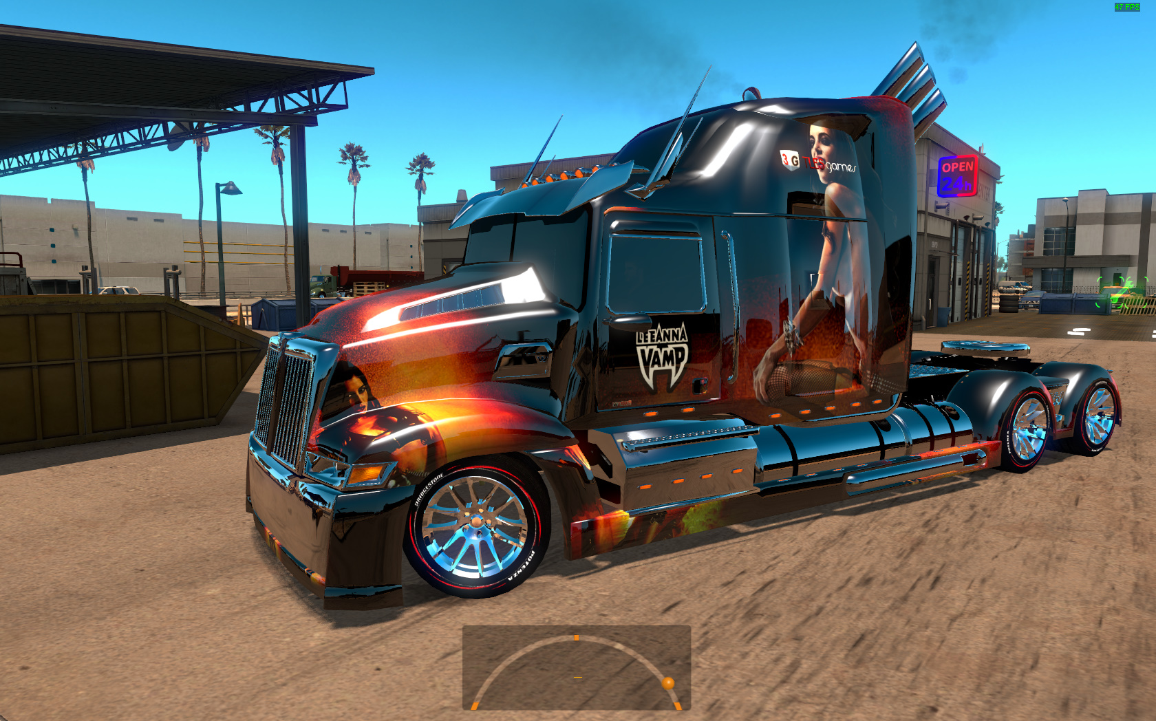 Western Star 5700 Optimus Prime [1.24.x]