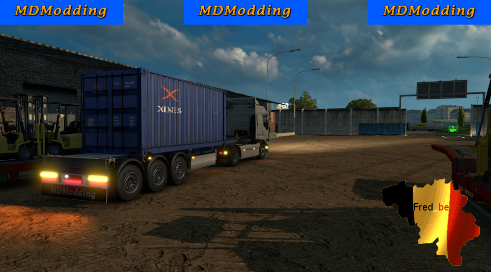 MDM Container (10 skins) [1.24.x]