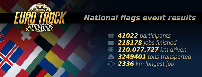 National Flags Event Wrap Up