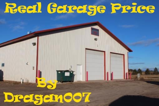 Real Garage Price for Ets2 by Dragan007