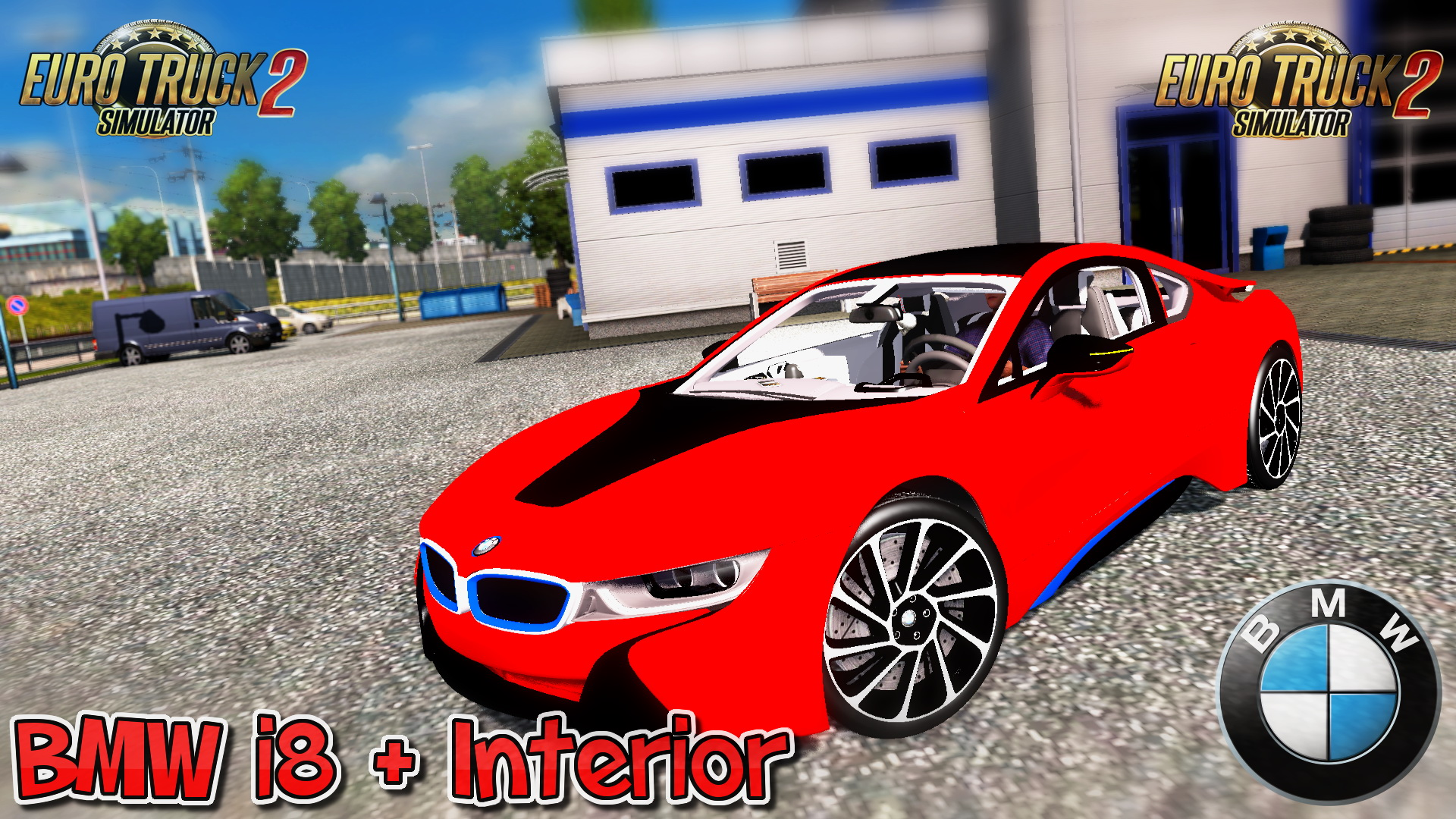 BMW i8 + Interior v3.0 (Updated) (1.30.x)