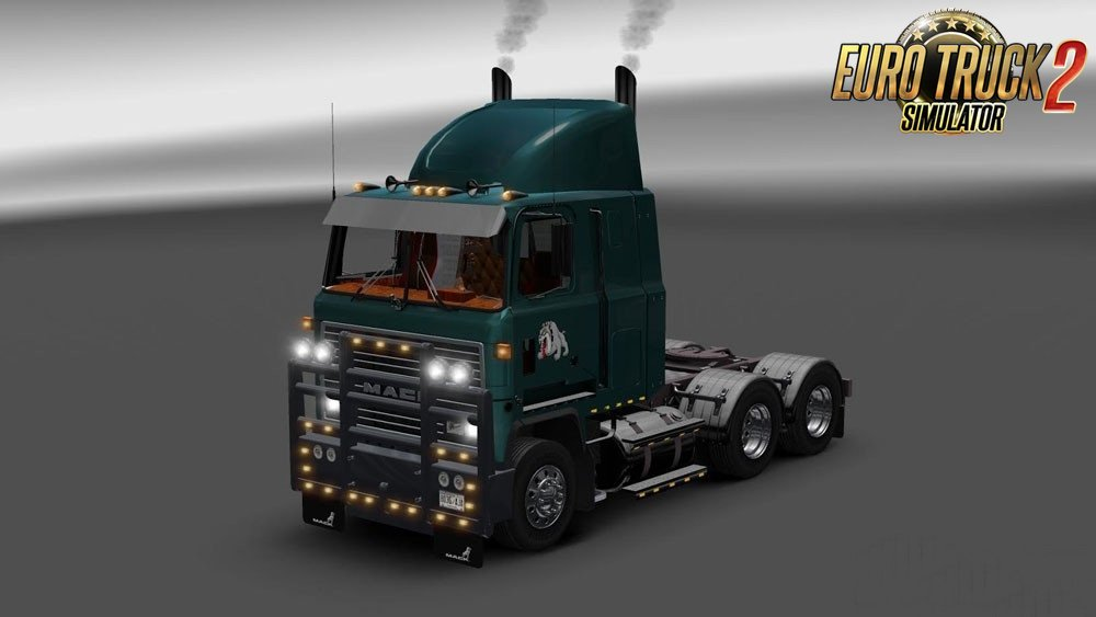 Mack Ultraliner Fixed & Upgraded [1.24.x]