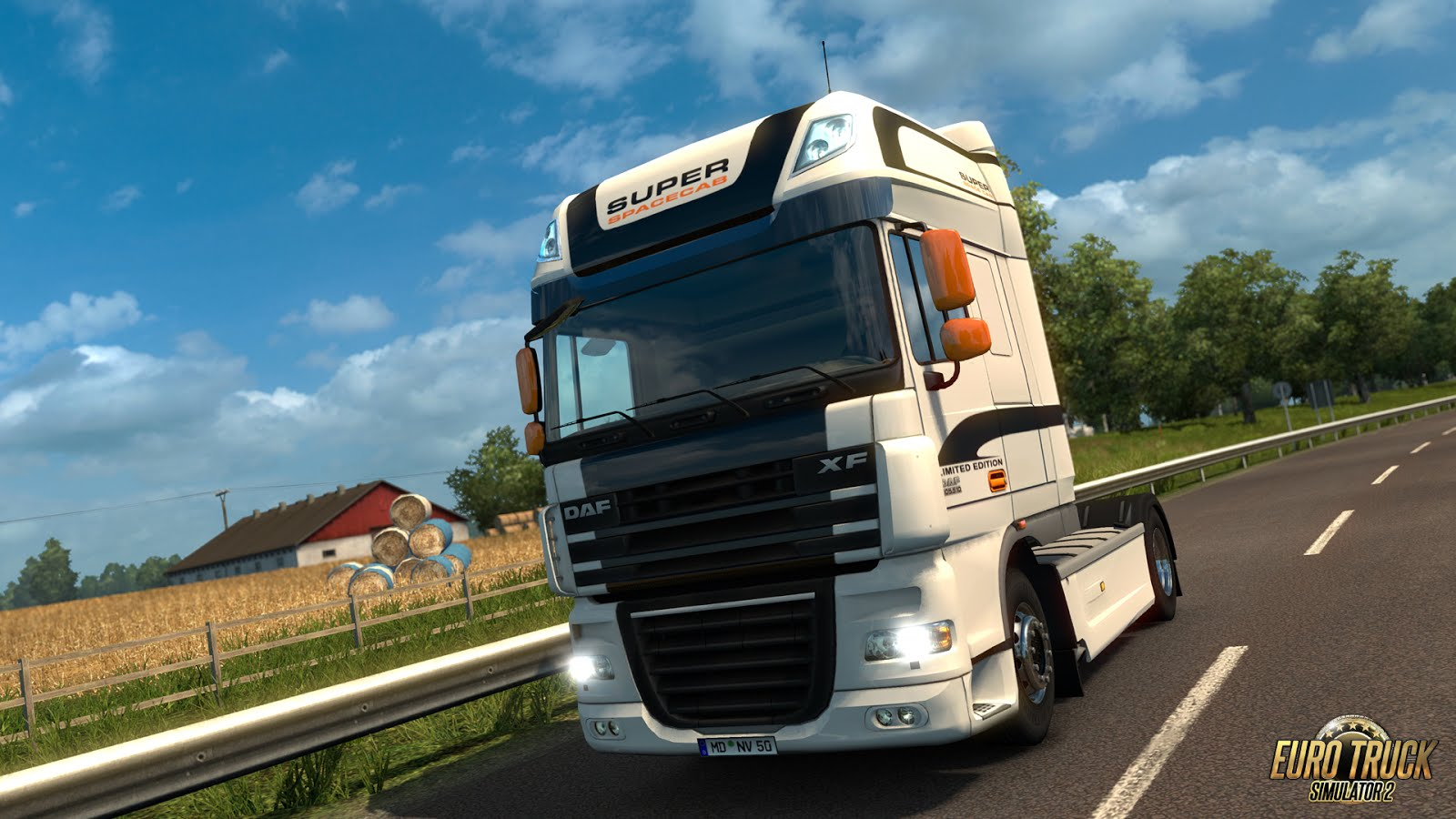 ETS2 1.25 Open Beta released