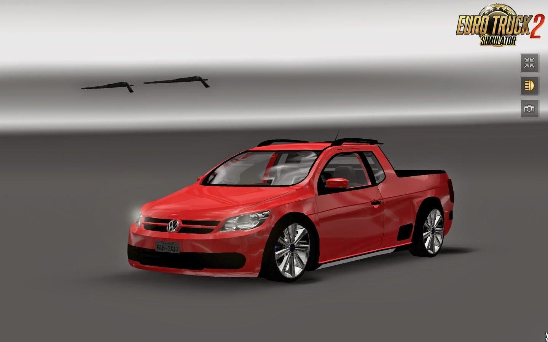 Volkswagen Saveiro G5 Interior V1 0 1 24 X 187 Ets2 Mods