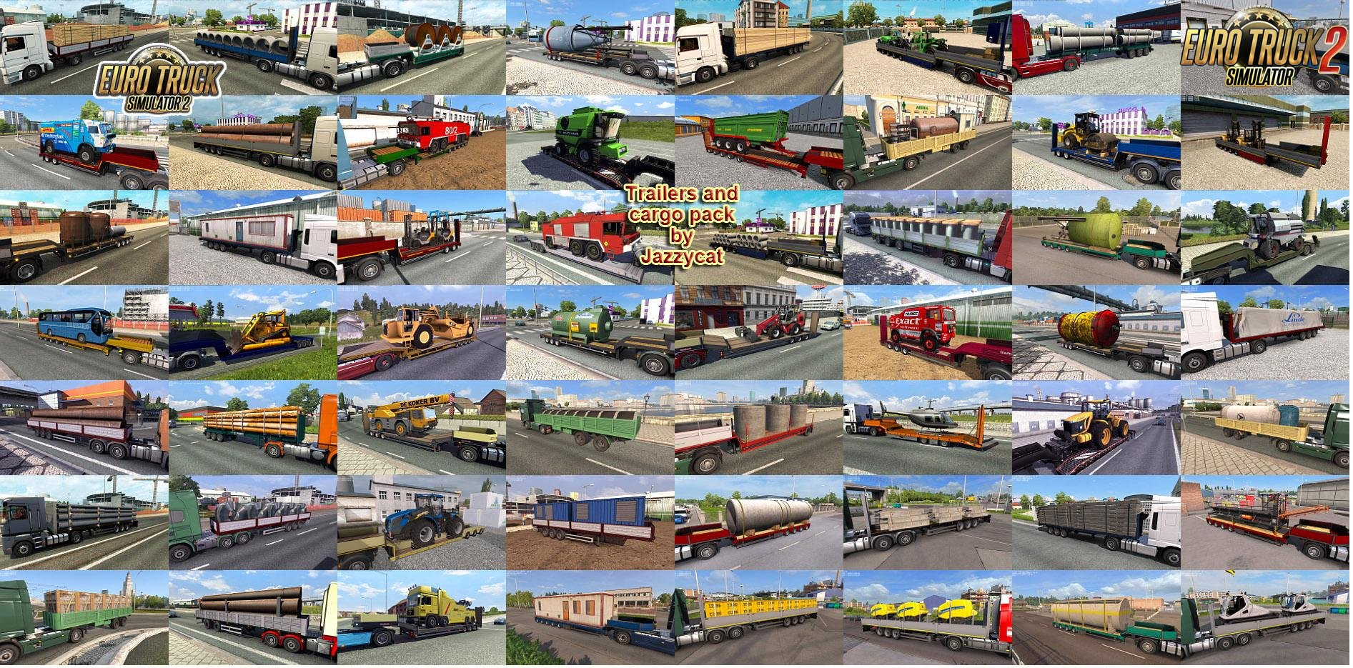 Fix for Trailers and Cargo Pack v4.2.1 by Jazzycat